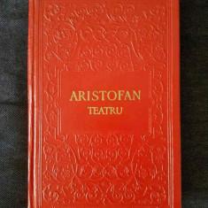 Aristofan – Teatru (Pacea. Pasarile. Broastele. Norii)