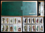 Album special Cigarette Cards 1923-1939 - Colectie 550 cartonase / 11 seturi
