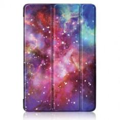 Husa Samsung Galaxy Tab S4 10,5 T380 / T835 / T837 Flip Cu Stand Colorata