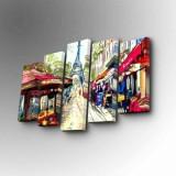 Cumpara ieftin Tablou decorativ Art Five, 747AFV1344, Multicolor