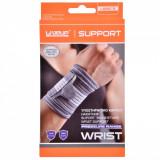 Suport elastic, protectie pentru incheietura, gri, unisex