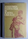 Anatomia, fiziologia si igiena omului - Manual  cl. a VIII-a - E. Mandrusca 1986