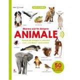 Bebe invata. Marea carte despre animale. 50 de sunete de animale