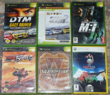 joc XBox:DTM Race Driver,Superfly,Mission Impossible,Morrowind,xbox360 Euro 18