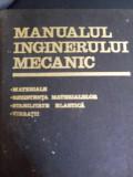 Manualul Inginerului Mecanic Materiale Rezistenta Materialelo - Gh.buzdugan ,549163