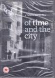 DVD: Of Time and the City ( o poveste a orasului Liverpool , SIGILAT )