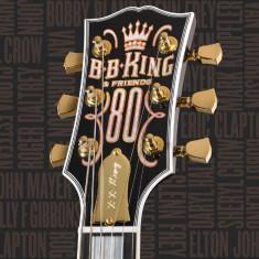 B.B. King And Friends 80 (cd)