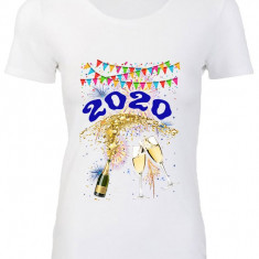 TRICOU DAMA REVELION 2020, TRICOU PETRECERE