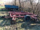 Disc după tractor!