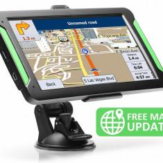 Navigatie GPS 7inch 8G HD cu touchscreen