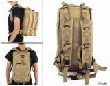 Rucsac Military Tactical Assault Molle bej, 25 L