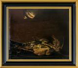 Traian Mocanu- Abstract I, Ulei, Suprarealism