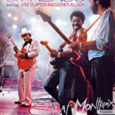 Otis Rush Friends Live At Montreux 1986 (dvd)