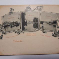 TIMISOARA - CLASICA - SFARSIT DE 1800 INCEPUT DE 1900