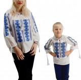 Cumpara ieftin Set ii traditionale Mama - Fiica - Aritina, 2XL, 3XL, L, M, S, XL