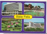 Bnk cp Baile Felix - Vedere - circulata, Printata