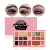 Paleta de farduri Febble Eyeshadow 19 Colors