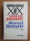 Mihail Șolohov - Donul liniștit ( vol. 4 )