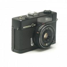 Konica C35, 38mmf2.8 -  Black edition!