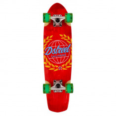 Cruiser D Street Atlas Red