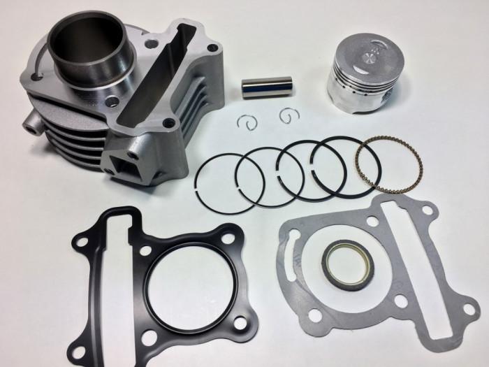 Kit Cilindru Set Motor Scuter Kymco - Kimco 4T 49cc 50cc 39mm