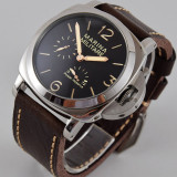 Ceas Parnis Seagull Power Reserve Automatic Panerai Homage 47 mm