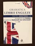 Gramatica limbii engleze pentru admiterea la Academia de Poliție