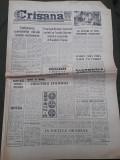 Ziar Crisana Oradea Bihor 16 noiembrie 1975