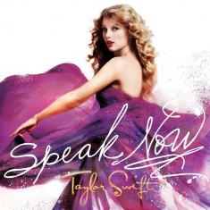 Taylor Swift Speak Now (cd)