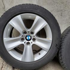 Jante BMW F10 cu anvelope iarna