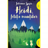 Carte Editura Arthur, Heidi, fetita muntilor, Johanna Spyri