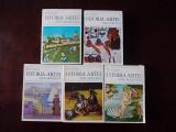 ISTORIA ARTEI 5 VOLUME-ELIE FAURE-COLECTIE COMPLETA-R3E
