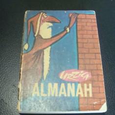 Almanah Urzica 1973 - uzata