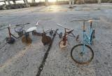 Triciclete vechi romanesti! Bicicleta veche romaneasca Ideal Medias!PRET BUCATA!