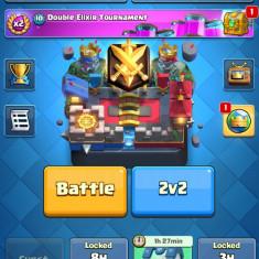 Vând cont de clash royale