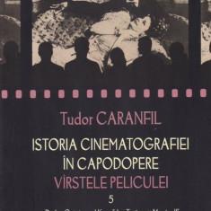 Istoria cinematografiei in capodopere,  vol. 5 - Tudor Caranfil