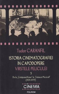 Istoria cinematografiei in capodopere,  vol. 5 - Tudor Caranfil foto