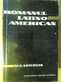 ROMANUL LATINO-AMERICAN - M.A. ASTURIAS