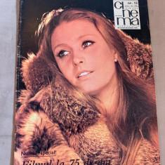 Revista Cinema nr 12 1970