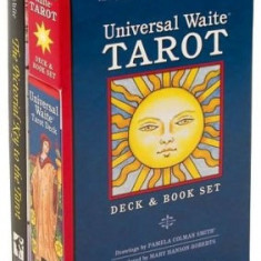 Carti Tarot Original Rider Waite profesionale+carte-ed lim2005-SIGIL-Livrare24h