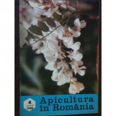 REVISTA APICULTURA IN ROMANIA NR.4/1980