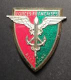 Insigna Regimentala Forțele Franceze în Germania Delsart G 803