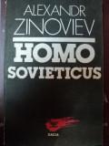 HOMO SOVIETICUS-ALEXANDER ZINOVIEV,1991