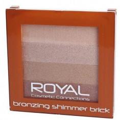 Pudra Bronzanta Stralucitoare Royal Shimmer Brick