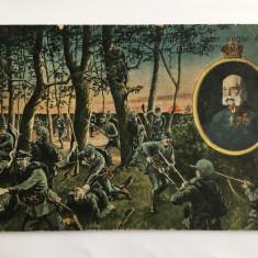 Franz Joseph - bătălia de la Grodek - 1914