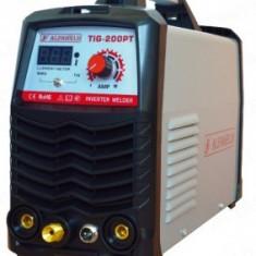 Aparat de sudura WIG si electrozi Alfaweld 200 PT