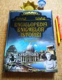 Cumpara ieftin ENCICLOPEDIA ENIGMELOR ISTORIEI - Ed. Roossa; stare NOUĂ!