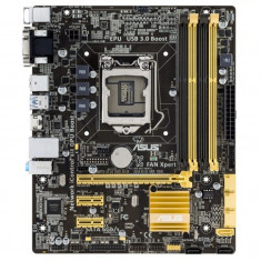Placa de baza Asus B85M-G, Socket 1150, Fara shield