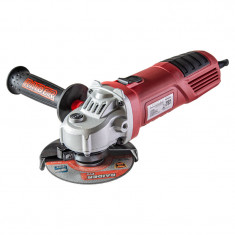 Polizor unghiular Raider, 750 W, 12000 rpm, disc 125 mm
