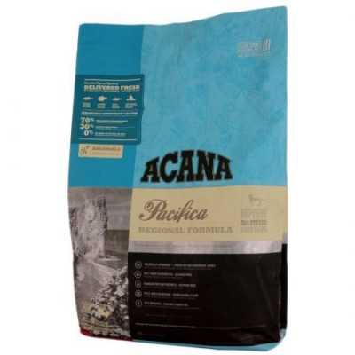 Acana Dog Pacifica 11.4 kg + recompense Tail Swingers 100 g foto